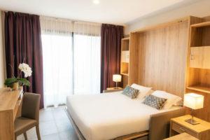 chambre avec vue balcon hotel lido de la marana 1
