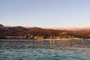 piscine soleil hotel lido de la marana 1