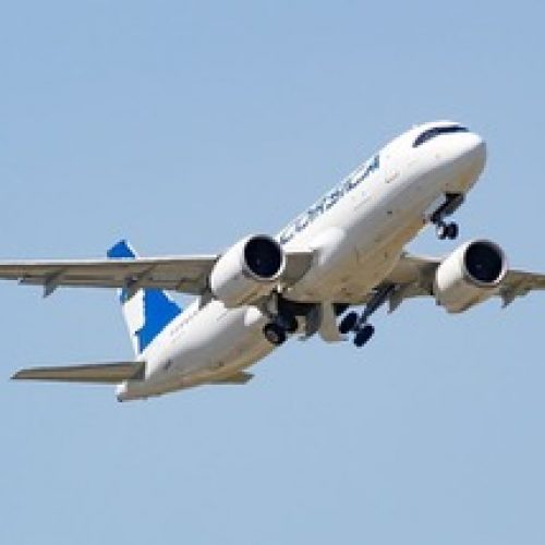 A320 takeoff neo ciel de charleroi par charleroi spotter